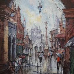 City in Italy-1 - 15x22