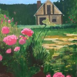 Blossom House - 15x22
