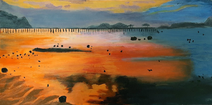 orange sunset, 24 x 12 inch, tejal bhagat,24x12inch,canvas,paintings,landscape paintings,conceptual paintings,nature paintings | scenery paintings,expressionism paintings,illustration paintings,impressionist paintings,photorealism paintings,photorealism,realism paintings,surrealism paintings,contemporary paintings,realistic paintings,paintings for dining room,paintings for living room,paintings for bedroom,paintings for office,paintings for hotel,paintings for kitchen,paintings for schools & colleges,paintings for hospital,paintings for dining room,paintings for living room,paintings for bedroom,paintings for office,paintings for hotel,paintings for kitchen,paintings for schools & colleges,paintings for hospital,acrylic color,ADR21262030764