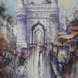Hyderabad-1 - 15x22