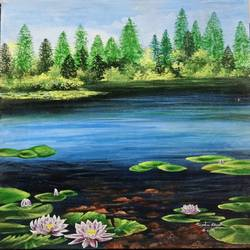 Nature lover - 16x20