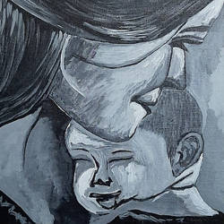 Whispering Love - 12x16