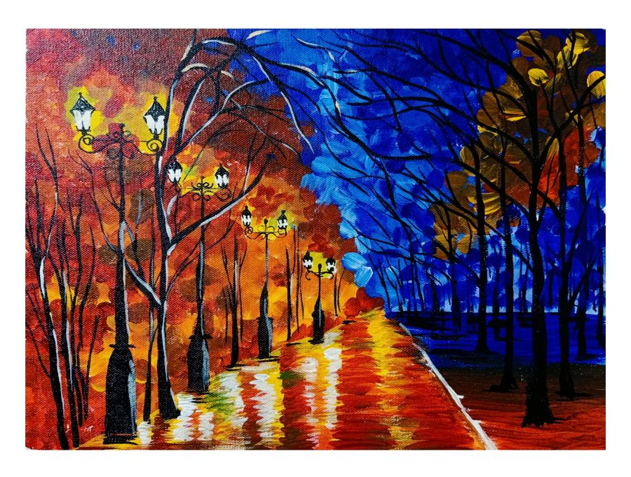 delightful park, 20 x 16 inch, ananya .,20x16inch,canvas board,paintings,abstract paintings,landscape paintings,nature paintings | scenery paintings,paintings for dining room,paintings for living room,paintings for bedroom,paintings for office,paintings for hotel,paintings for hospital,paintings for dining room,paintings for living room,paintings for bedroom,paintings for office,paintings for hotel,paintings for hospital,acrylic color,ADR21080030809