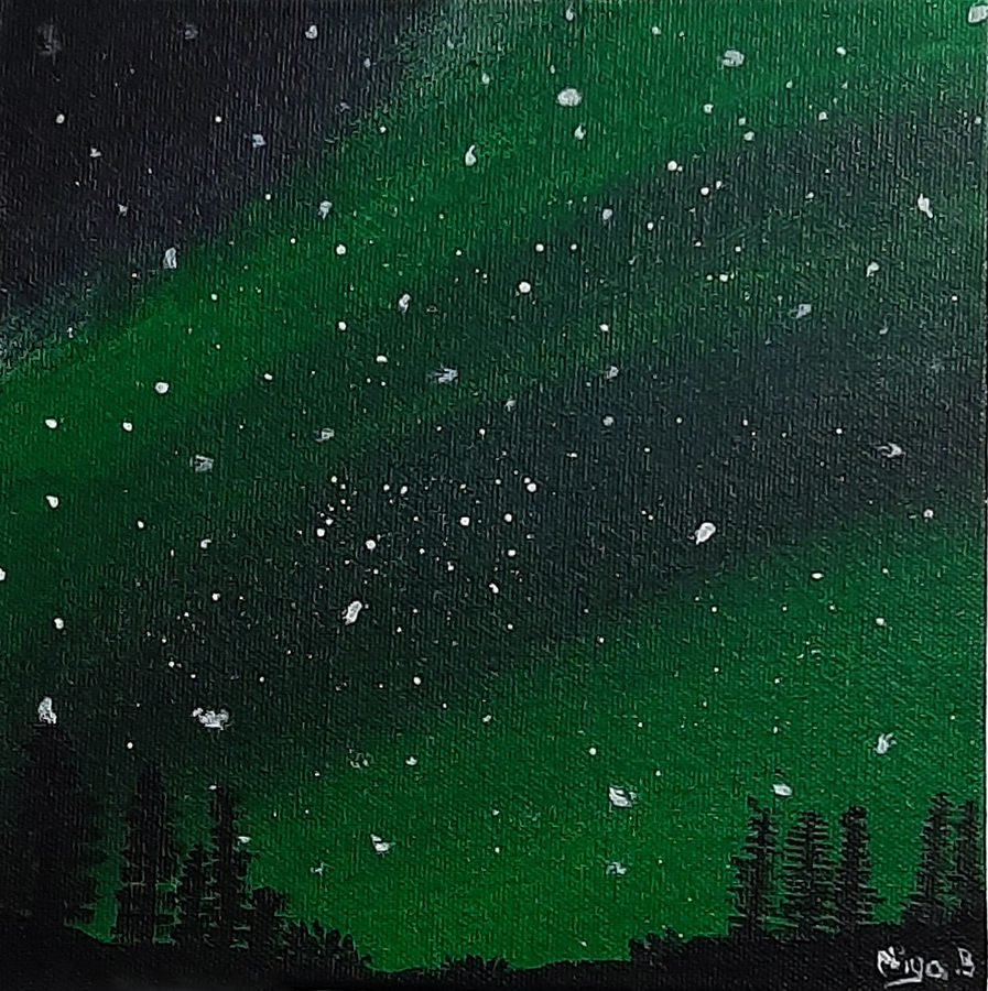 aurora, 8 x 8 inch, tejal bhagat,8x8inch,canvas board,paintings,abstract paintings,landscape paintings,conceptual paintings,nature paintings | scenery paintings,abstract expressionism paintings,expressionism paintings,illustration paintings,impressionist paintings,photorealism paintings,photorealism,realism paintings,surrealism paintings,contemporary paintings,realistic paintings,paintings for dining room,paintings for living room,paintings for bedroom,paintings for office,paintings for hotel,paintings for kitchen,paintings for schools & colleges,paintings for hospital,acrylic color,ADR21262030825
