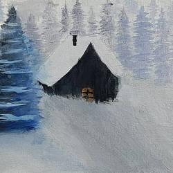Snow House - 8x8