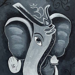 Shree Ganesh - 12x16