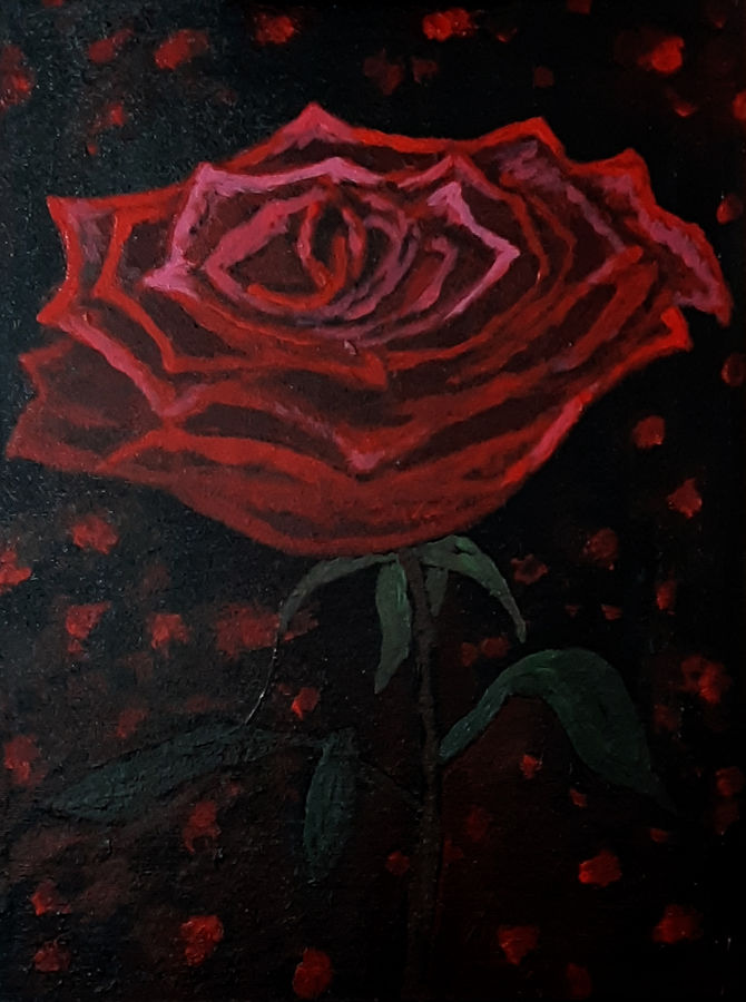 red rose, 12 x 16 inch, tejal bhagat,12x16inch,canvas board,paintings,abstract paintings,flower paintings,conceptual paintings,nature paintings | scenery paintings,abstract expressionism paintings,expressionism paintings,illustration paintings,impressionist paintings,photorealism paintings,photorealism,realism paintings,surrealism paintings,contemporary paintings,realistic paintings,love paintings,paintings for dining room,paintings for living room,paintings for bedroom,paintings for office,paintings for bathroom,paintings for kids room,paintings for hotel,paintings for kitchen,paintings for schools & colleges,paintings for hospital,acrylic color,ADR21262030841