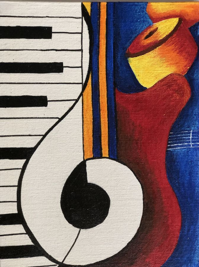 music, 30 x 40 inch, ruchi trivedi ,30x40inch,canvas,paintings for dining room,paintings for living room,paintings for bedroom,paintings for office,paintings for kids room,paintings for hotel,paintings for schools & colleges,paintings for dining room,paintings for living room,paintings for bedroom,paintings for office,paintings for kids room,paintings for hotel,paintings for schools & colleges,acrylic color,ADR21365030854