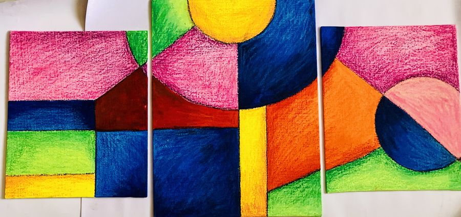 abstract , 30 x 40 inch, ruchi trivedi ,30x40inch,canvas,paintings,abstract paintings,acrylic color,ADR21365030864
