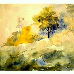 Nature-Tree size - 10x7In - 10x7