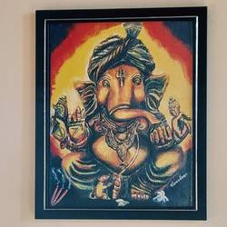 Ganesha - 24x24