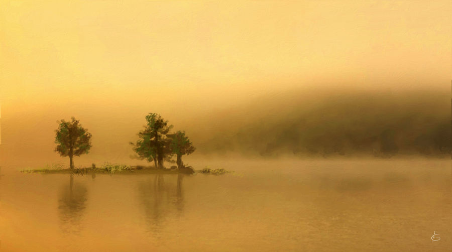 trees in middle of river, 28 x 16 inch, girinath goukulavasan,28x16inch,canvas,paintings,wildlife paintings,landscape paintings,nature paintings | scenery paintings,realistic paintings,paintings for dining room,paintings for living room,paintings for bedroom,paintings for office,paintings for bathroom,paintings for kids room,paintings for hotel,paintings for kitchen,paintings for schools & colleges,paintings for hospital,oil color,digital print,ADR20105030910