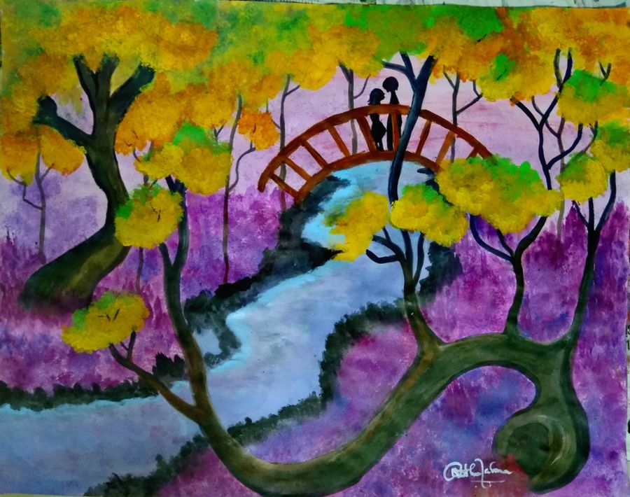 nature/scnerery/love painting, 28 x 22 inch, neethu varma,28x22inch,thick paper,paintings,landscape paintings,nature paintings | scenery paintings,love paintings,paintings for dining room,paintings for living room,paintings for bedroom,paintings for office,paintings for kids room,paintings for hotel,paintings for kitchen,paintings for schools & colleges,paintings for hospital,paintings for dining room,paintings for living room,paintings for bedroom,paintings for office,paintings for kids room,paintings for hotel,paintings for kitchen,paintings for schools & colleges,paintings for hospital,acrylic color,ADR21148030921
