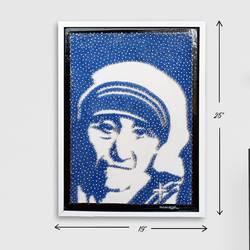 Mother Teresa - 16x22