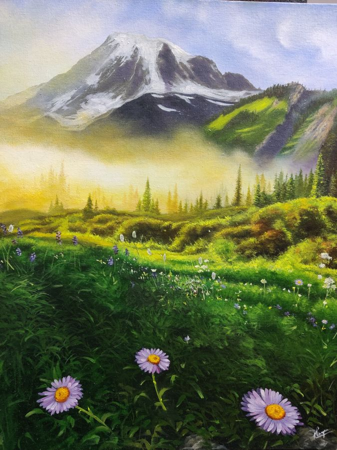 sun-kissed landscapes, 16 x 20 inch, nayan lodhi,16x20inch,canvas board,paintings,landscape paintings,realism paintings,paintings for living room,paintings for bedroom,paintings for office,paintings for kids room,paintings for hotel,paintings for kitchen,paintings for schools & colleges,paintings for hospital,oil color,ADR20361030954