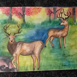 Painting - 8.4x10.7