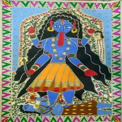 GODDESS 'MAA KALI' - 21x13