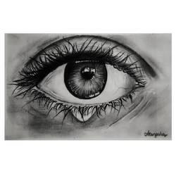 The Eye  - 8.3x11.7
