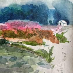 Landscape size - 11x8In - 11x8