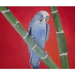 The Bird  size - 12x8In - 12x8