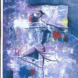Dance in Soul size - 20x24In - 20x24