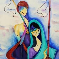 Vairaagin Meera Ka Jogi size - 18x24In - 18x24