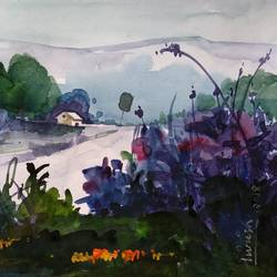 Landscape size - 7x11In - 7x11
