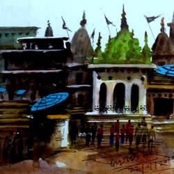 Banaras size - 7x5In - 7x5