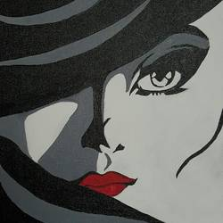 Lust size - 14x18In - 14x18
