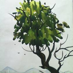 The Tree size - 8x10In - 8x10