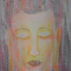 Buddha size - 13.5x18.5In - 13.5x18.5