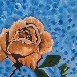 the rose size - 8x13In - 8x13