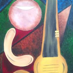 Musician size - 18x24In - 18x24