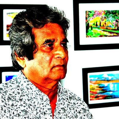 Anand Manchiraju - AdroitArt Artist