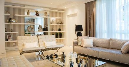 Spacious & Stylish: Home Decor Ideas for a 3 BHK Flat in Kolkata