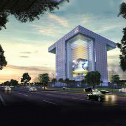 'Image Towers', a world class Gaming and Animation centre in Hyderabad, is underway. The group entered into the affordable housing segment.