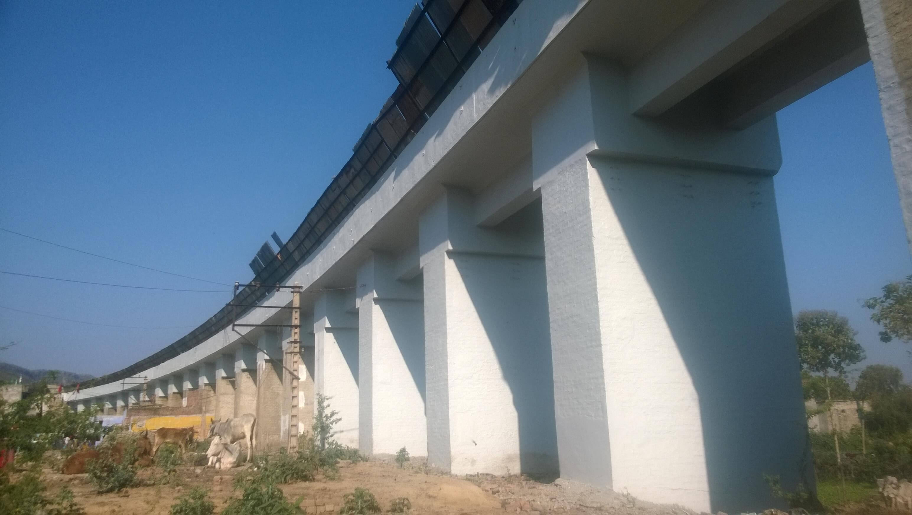 Structural Repair & Restoration of 13 nos. of Culverts & Bridges