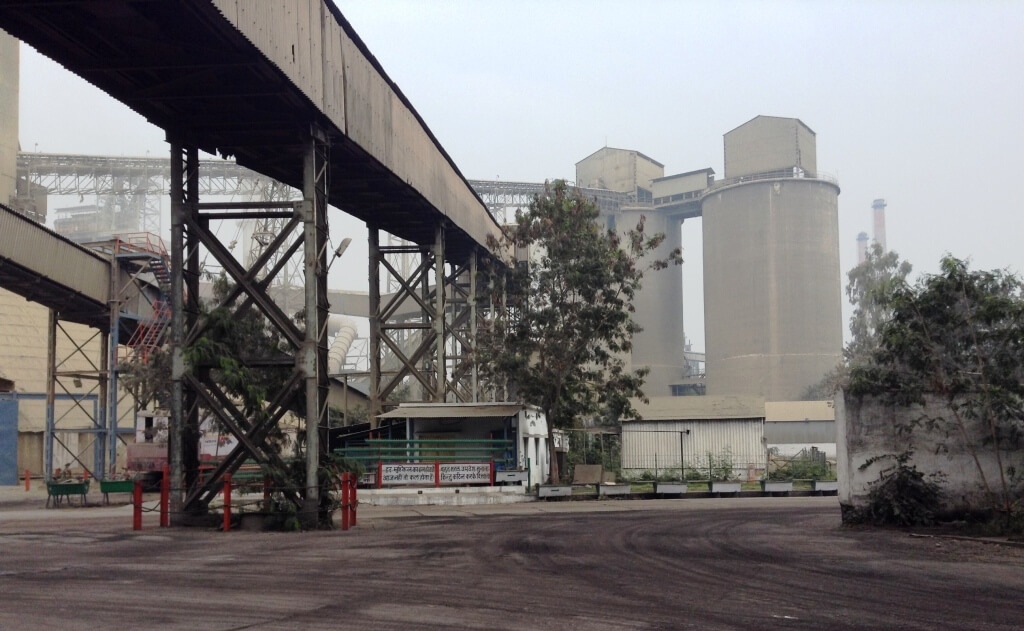 Repair and Rehabilitation of Cement Plant Structures