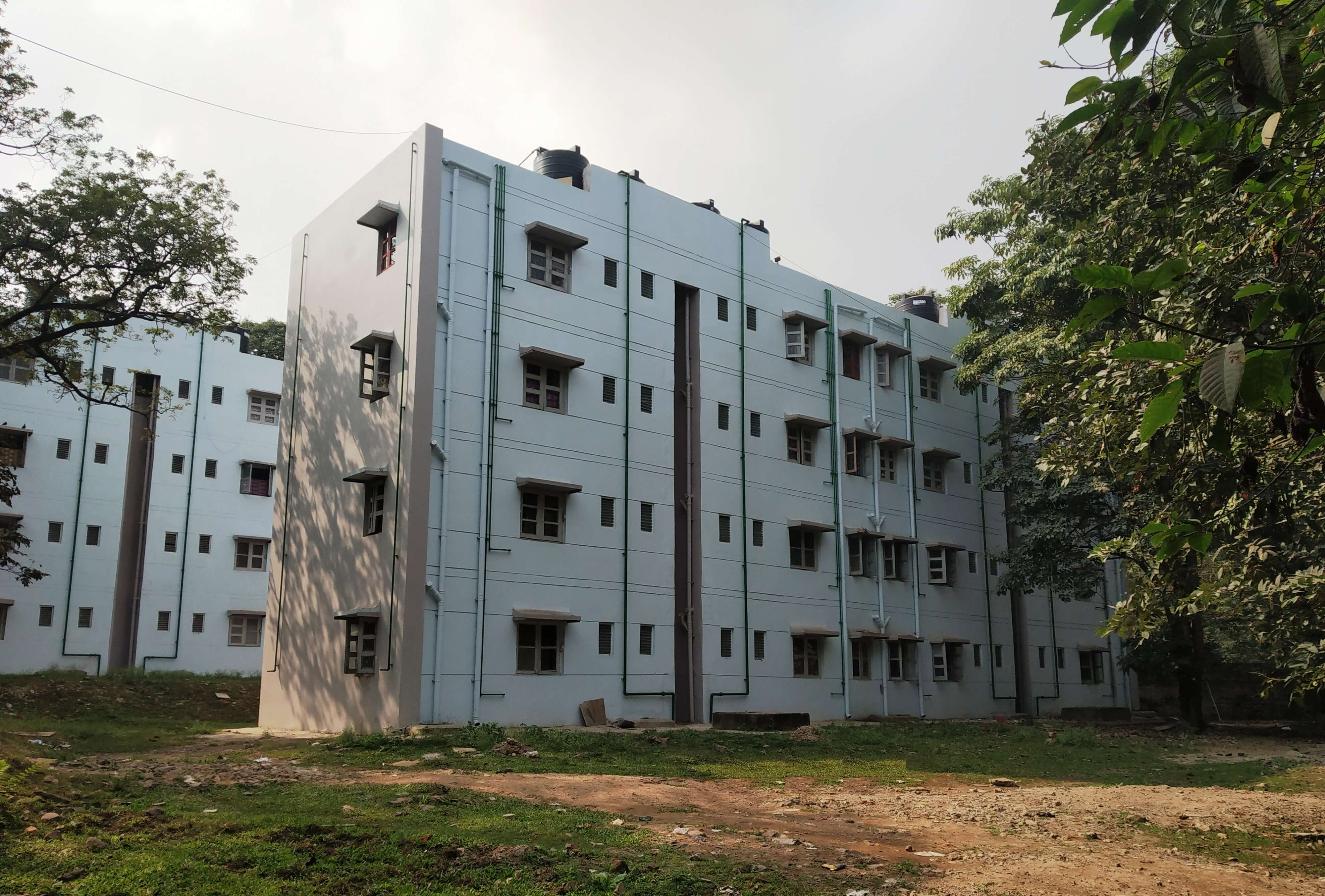 Structural Repair & Allied works of Tata Motors Township