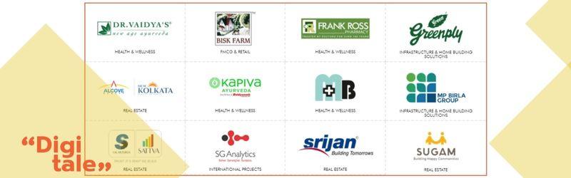 Great digital marketing portfolios