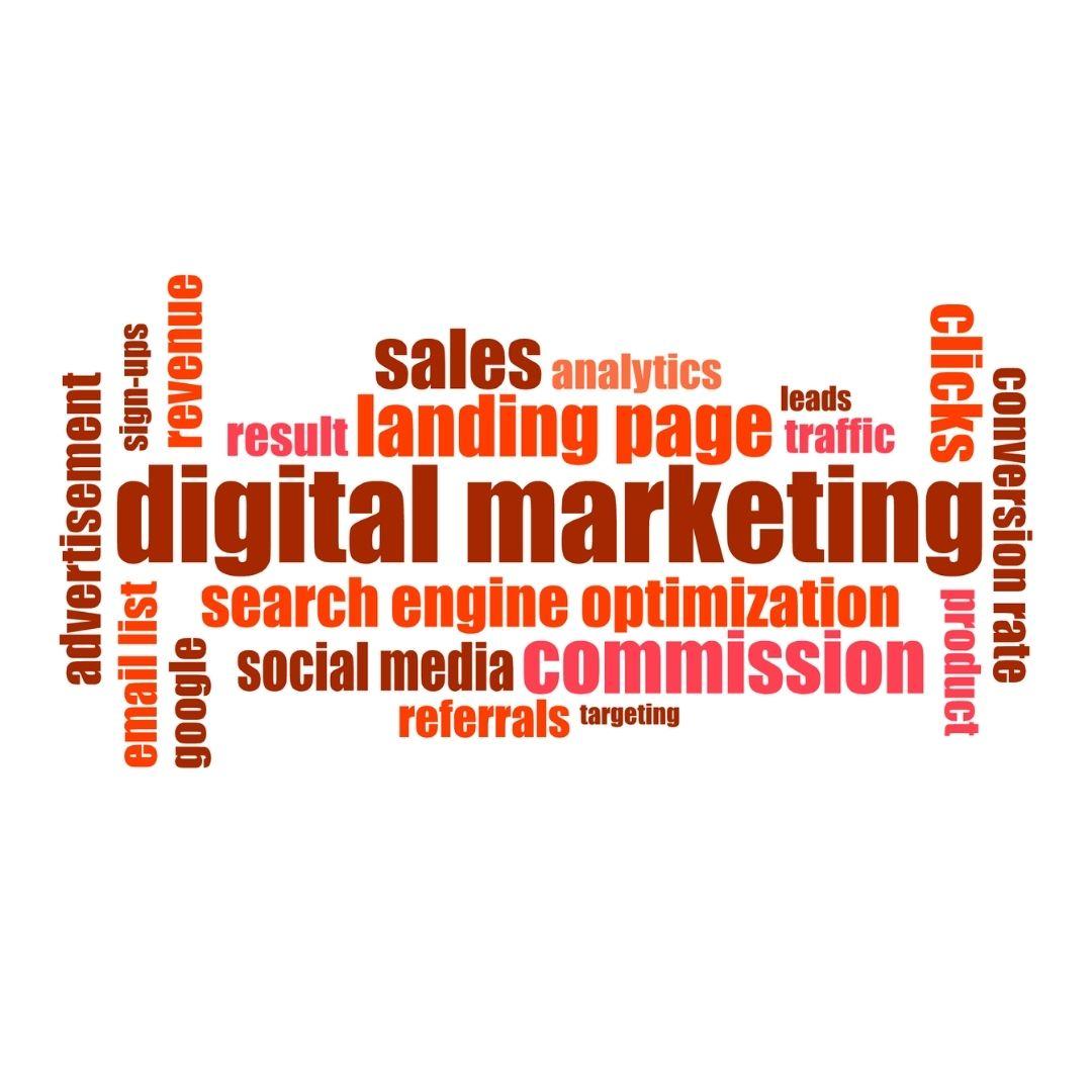 SEO, PPC, SMO & Content - The 4 Pillars of Digital Marketing