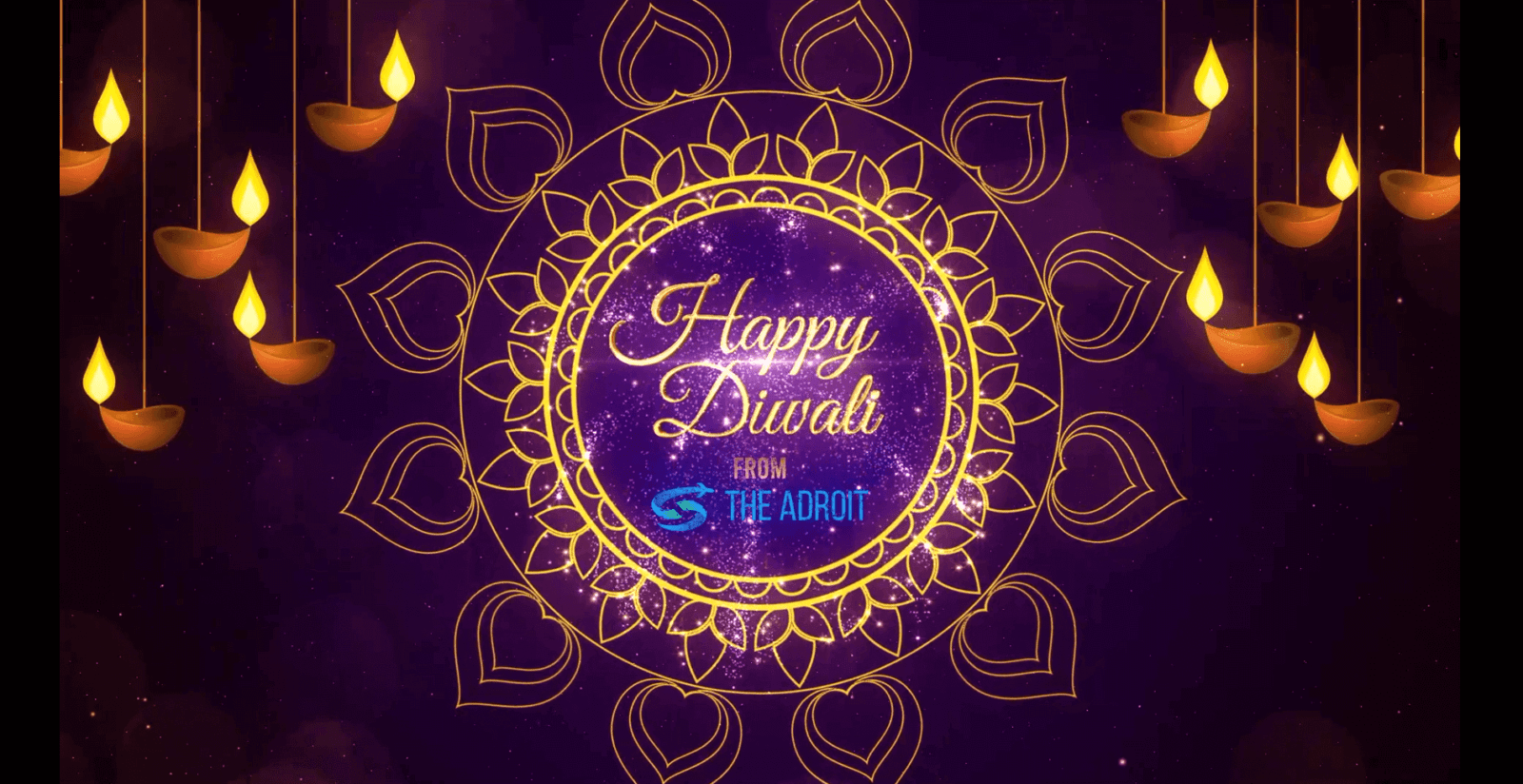 Happy Diwali 2020 - The Adroit