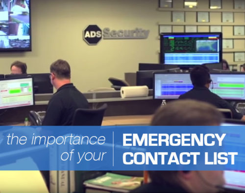 Why Your Emergency Contact List is Important
