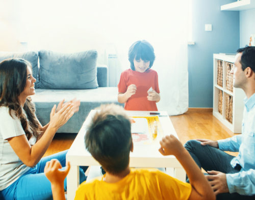 5 New Year's Resolution Ideas for the Whole Family