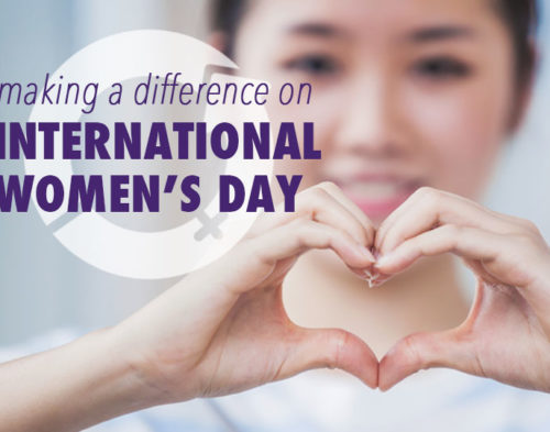 Making a Difference on International Women's Day