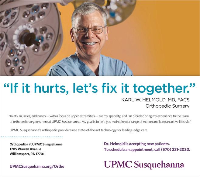 Upmc Orthopedics