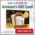 Amazon Holiday $1000 (iOS)