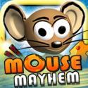 Mouse Mayhem Shooting & Racing - iOS