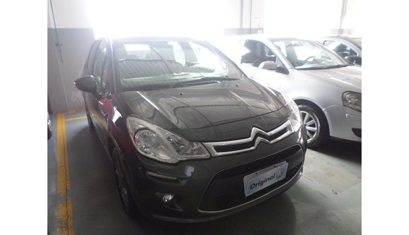 CITROËN C3 2015 - 1.5 TENDANCE 8V FLEX 4P MANUAL
