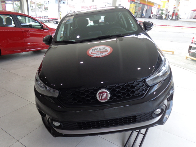 FIAT ARGO 2018 - 1.8 E.TORQ FLEX PRECISION MANUAL